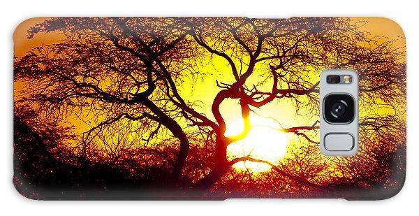 African Tree Galaxy Case