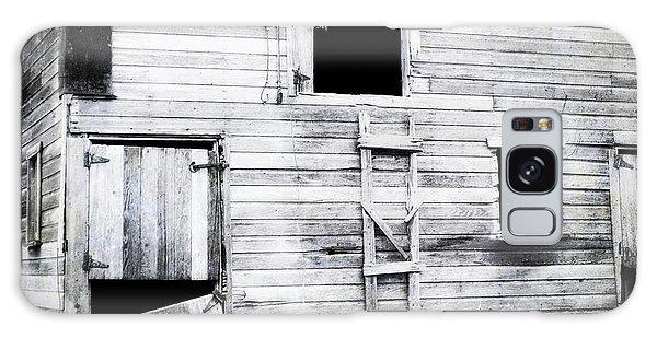 Aging Barn  Galaxy Case