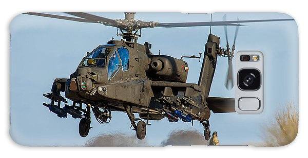 Ah64 Apache Galaxy Case by Ken Brannen