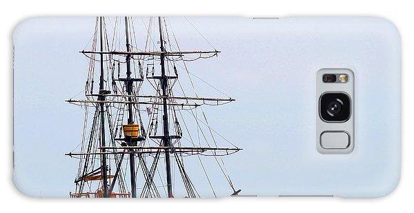 Ahoy Galaxy Case by Billie-Jo Miller