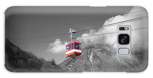 Temple Galaxy Case - Air Trolley by Naxart Studio