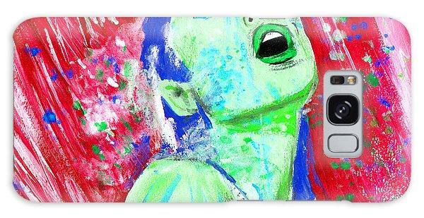 Galaxy Case - Aj Red by Karen Elzinga