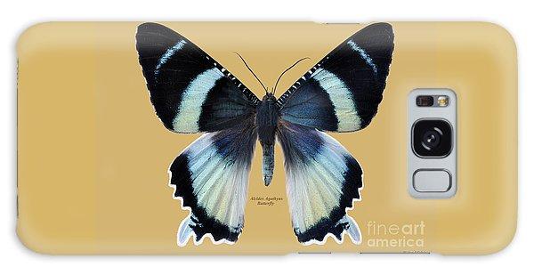 Alcides Agathyus Butterfly Galaxy Case