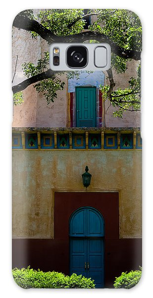 Alhambra Water Tower Doors Galaxy Case