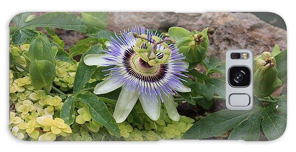 Alien Flower Galaxy Case