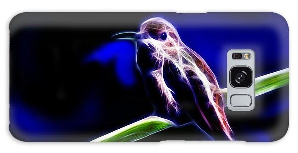 Allens Hummingbird - Fractal Galaxy Case