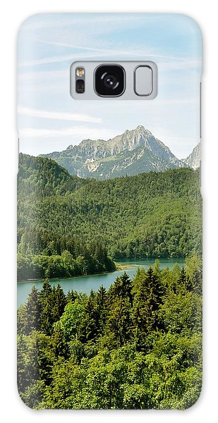 Alps From Bavaria Galaxy Case
