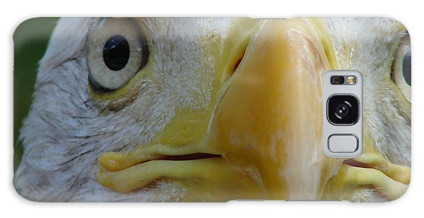 American Bald Eagle Galaxy Case by Randy J Heath