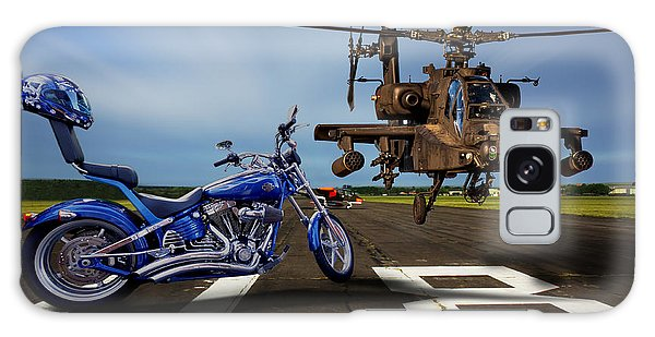 American Choppers 2 Galaxy Case by Ken Brannen