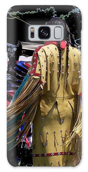 American Indian 2 Galaxy Case