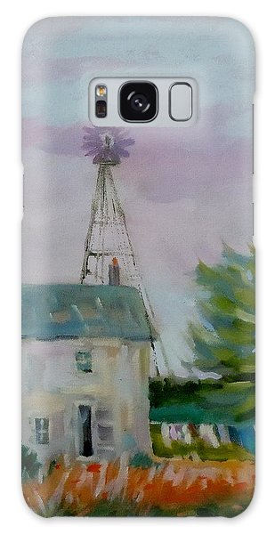 Amish Farmhouse Galaxy Case