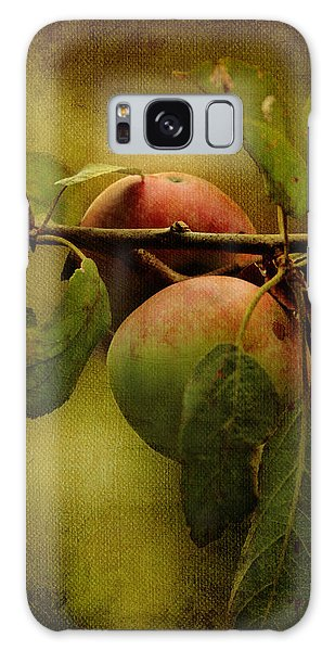 An Apple A Day Galaxy Case by Kathleen Holley