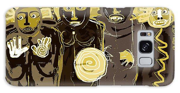 Ancients -duotone Galaxy Case