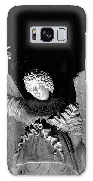 Angel Galaxy Case by Bonnie Myszka