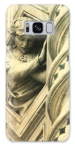 Angel Of The Basilica Galaxy Case