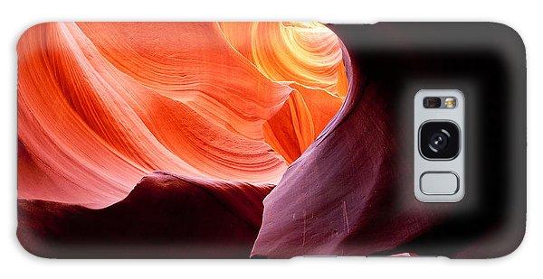 Antelope Canyon Portal Galaxy Case