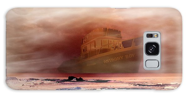 Anthony Boy's Magical Voyage Galaxy Case