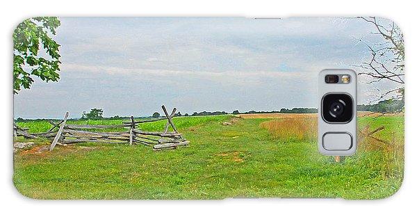 Antietam Battle Of The Cornfield Galaxy Case by Cindy Manero