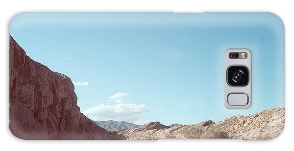 Death Valley Galaxy Case - Anza Borrego Mountains by Naxart Studio
