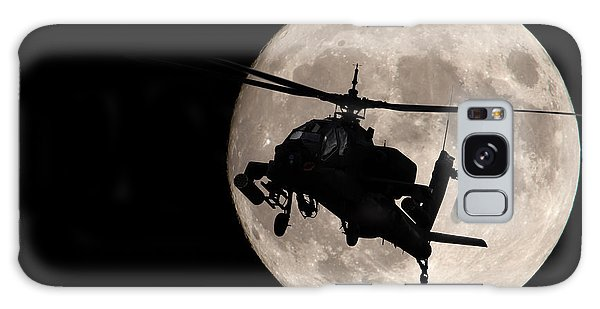 Apache In The Moonlight Galaxy Case