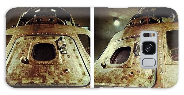 Apollo 15 Command Module (4th Mission Galaxy Case