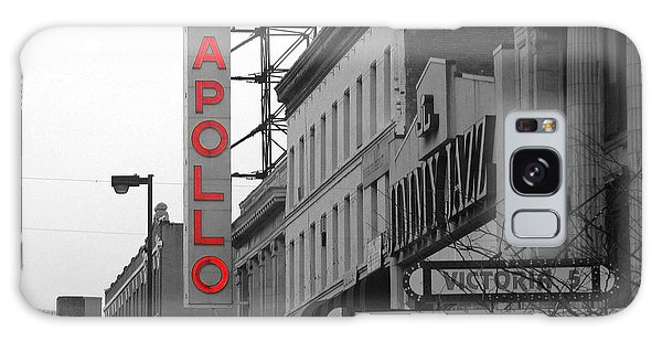 Apollo Theater In Harlem New York No.1 Galaxy Case
