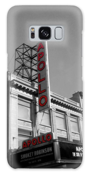 Apollo Theater In Harlem New York No.2 Galaxy Case by Ms Judi