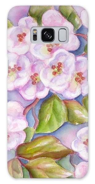 Apple Blossoms 2 Galaxy Case