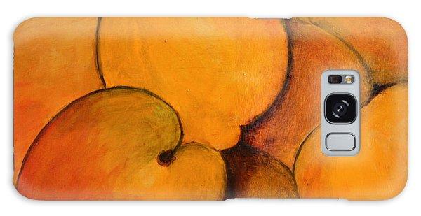 Apricots Galaxy Case