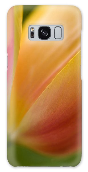Tulip Galaxy S8 Case - April Grace by Mike Reid