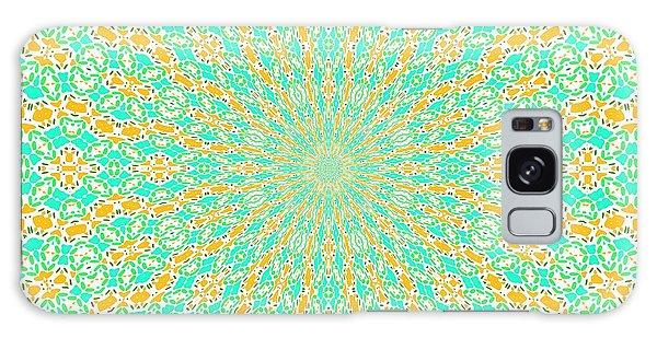 Aqua Soleil Galaxy Case