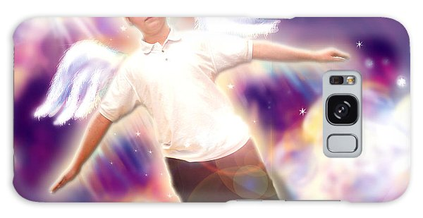 Archer. Angelic 5 Galaxy Case