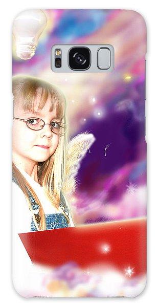 Archer.angelic Galaxy Case