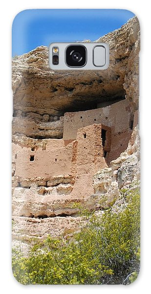 Arizona Cliff Dwellings Galaxy Case