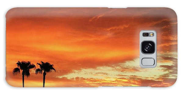 Arizona Sunrise 02 Galaxy Case