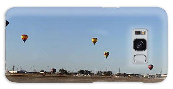 Artesia's Balloon And Bluegrass Festival Galaxy Case