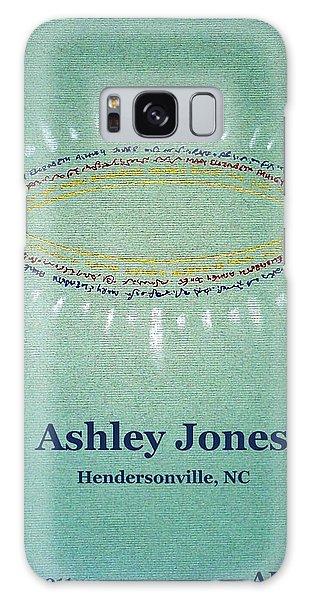 Ashley Jones Galaxy Case