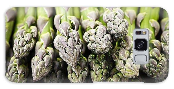 Asparagus Galaxy Case - Asparagus by Elena Elisseeva