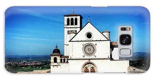 Architecture Galaxy Case - Assisi by Luisa Azzolini