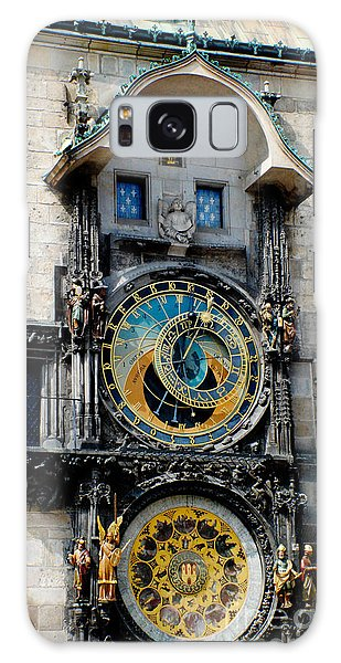 Astronomical Clock Galaxy Case