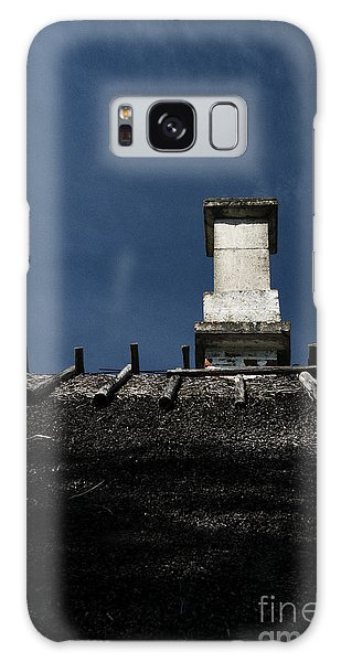 At Chimney Height Galaxy Case