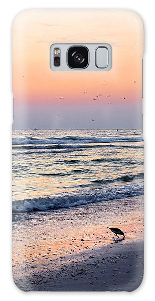 At Sunset Galaxy Case by Angela Rath