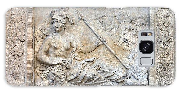 Athena Relief In Gdansk Galaxy Case