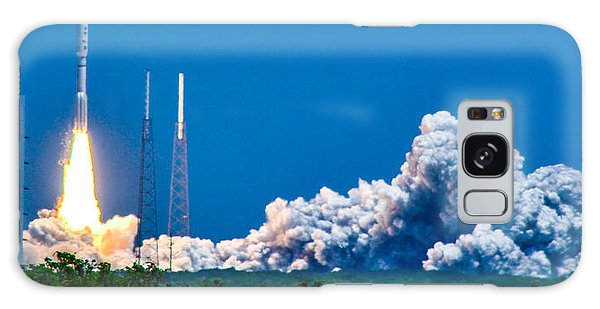 Atlas Launch Galaxy Case by Shannon Harrington