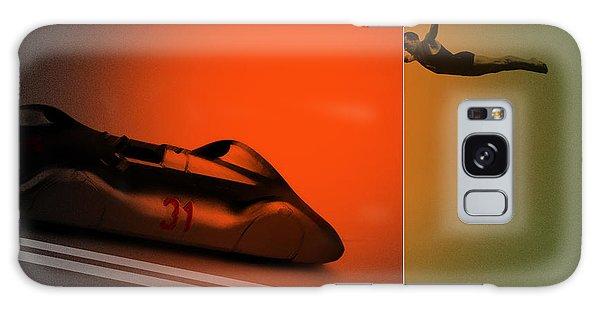 Sportsman Galaxy Case - Autounion by Naxart Studio