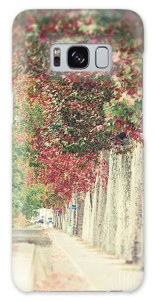 Autumn And Fall Galaxy Case