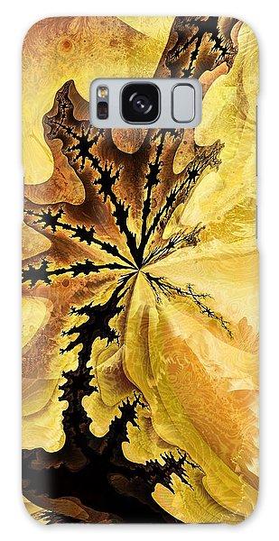 Autumn Arrives Galaxy Case