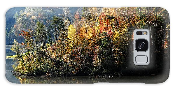 Autumn At Jenny Wiley Galaxy Case