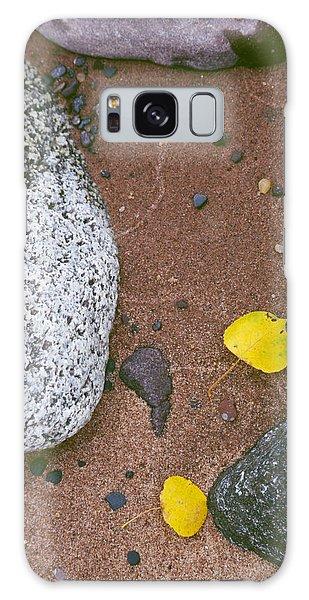 Autumn Beach Galaxy Case