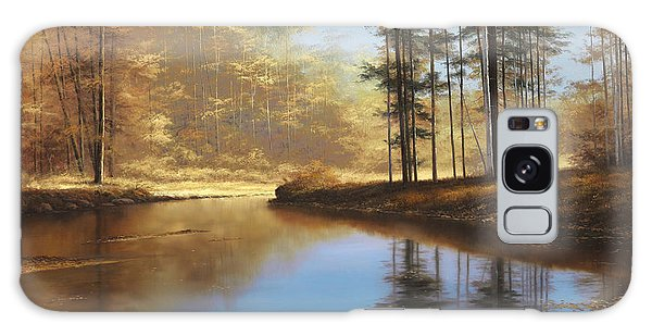 Autumn Creek Galaxy Case